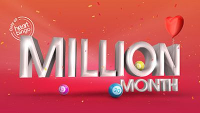 Million Month at Heart