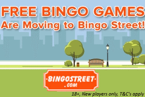 BingoStreet Freebies