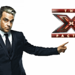 Robbie has the X-Factor