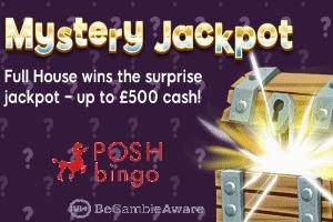 Posh's Mystery Jackpot