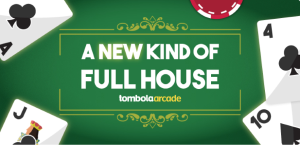 Tombola Arcade's New Card Game
