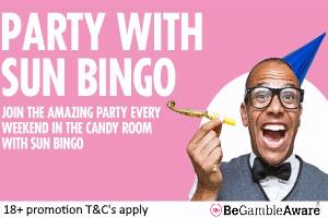 Sun Bingo Party