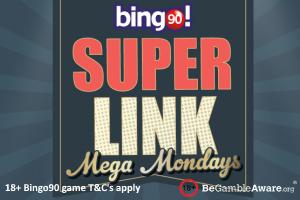 Super Link Mega Monday